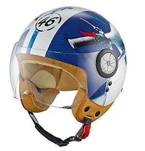 Casco McCorry Abierta