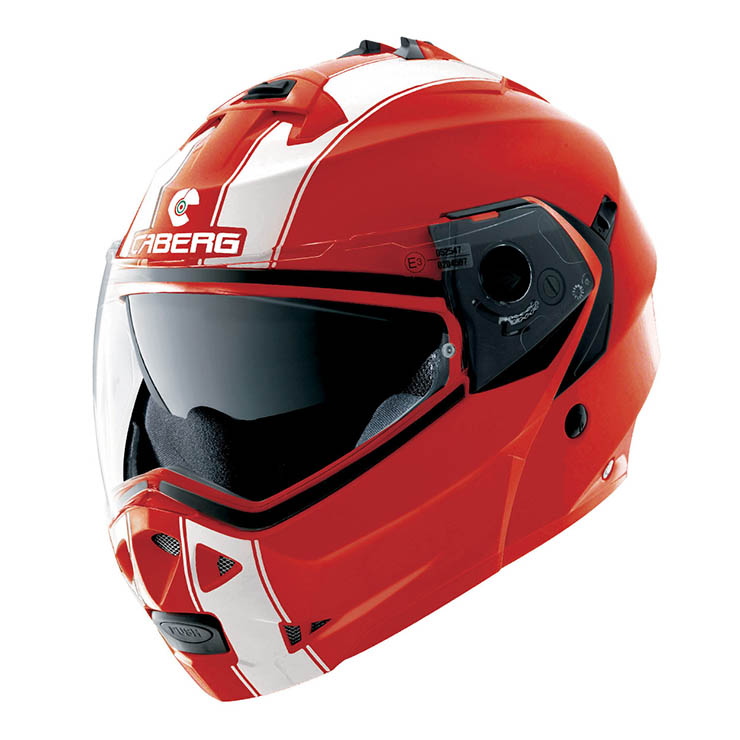Casco DUKE II Abatible