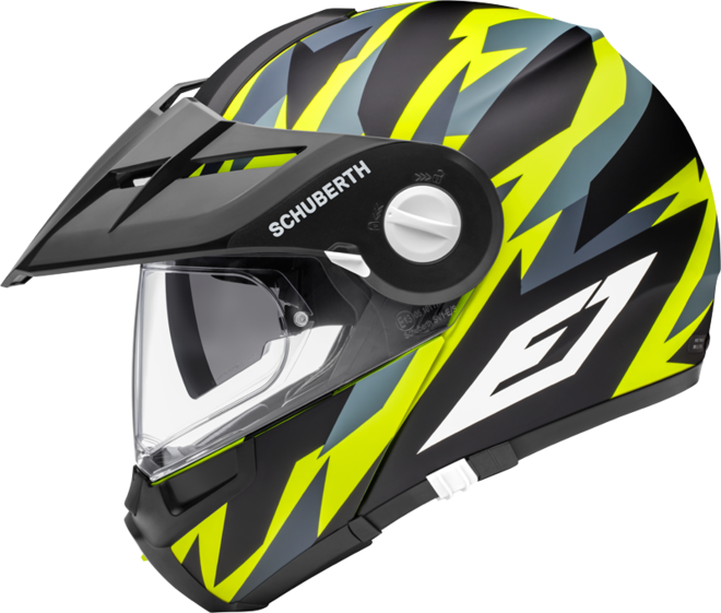 Casco Abatible E1