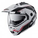 Casco Tourmax White Black