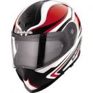 Casco S2 Sport White Tech Red