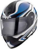 Casco S2 Sport Tech White Blue