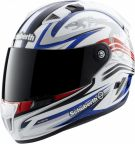 Casco SR1 Racing Line White